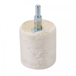 Reference : TOO102547 - Tampon de polissage cylindrique - 50 mm