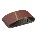 Reference : TOO196070 - Bandes abrasives 100 x 610 mm, 5 pcs - Grain 60