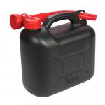Reference : TOO199991 - Bidon à carburant plastique 5 L - Noir