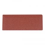 Reference : TOO214702 - Feuilles abrasives 1/3, 10 pcs - Grain 80