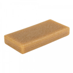 Reference : TOO218490 - Gomme de nettoyage pour bande abrasive - 150 x 75 x 25 mm