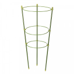 Reference : TOO240028 - Support à 3 anneaux pour plante - 450 mm