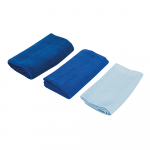 Reference : TOO250276 - Chiffons en microfibres, 3 pcs