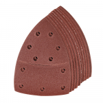 Reference : TOO278723 - Feuilles abrasives auto-agrippantes 93 mm, 10 pcs - Grain 120