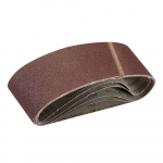 Reference : TOO308931 - Bandes abrasives 75 x 533 mm, 5 pcs - Grain 60