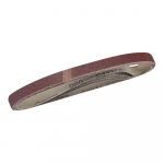 Reference : TOO364425 - Bandes abrasives 10 x 330 mm, 5 pcs - Grain 60