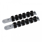 Reference : TOO427718 - Supports muraux pour douilles, 2 pcs - 1/2''