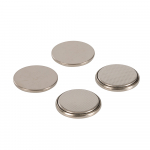 Reference : TOO458775 - Piles bouton lithium CR2025, 4 pcs