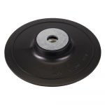 Reference : TOO609877 - Plateau-support ABS pour disques en fibre - 115 mm