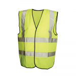 Reference : TOO633561 - Gilet haute visibilité - classe 2 - Taille XL 116 - 124 cm (46 - 49'')