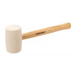 Reference : TOO633608 - Maillet caoutchouc blanc - 450 g