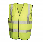 Reference : TOO675201 - Gilet haute visibilité - classe 2 - Taille M (100 - 108 cm)