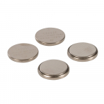 Reference : TOO675789 - Piles bouton lithium CR2032, 4 pcs