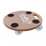 Reference : TOO739663 - Chariot plateforme circulaire - 250 kg