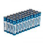 Reference : TOO867060 - Piles alcalines Super LR03 type AAA, 40 pcs