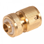 Reference : TOO868573 - Raccord rapide en laiton - Femelle 1/2''