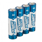 Reference : TOO992118 - Piles alcalines Super LR6 type AA, 4 pcs