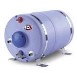 Reference : CHE0005 - Chauffe-eau cylindrique - 40 L - 220 V / 500 W - Ø360 x 620 mm