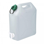 Reference : JER0042 - Jerrican alimentaire avec robinet - 10 litres