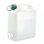 Reference : JER0043 - Jerrican alimentaire avec robinet - 20 litres