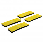 Reference : TOO238937 - Protections à attaches pour sangle, 4 pcs