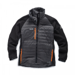 Reference : TOOT54048 - Veste thermique grise Expedition - Taille XXL