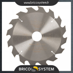Reference : TOO628111 - Lame de scie circulaire - 184 x 30 mm, 16 dents