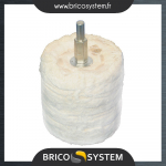 Reference : TOO102541 - Tampon de polissage cylindrique - 38 mm