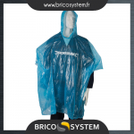 Reference : TOO613749 - Poncho imperméable - Taille unique - Bleu