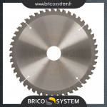 Reference : TOO980629 - Lame de scie circulaire - 190 x 30 mm, 48 dents
