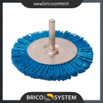 Reference : TOO218250 - Brosse à filaments - 75 mm, grain fin