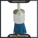 Reference : TOO220237 - Brosse-pinceau nylon - 24 mm grain fin