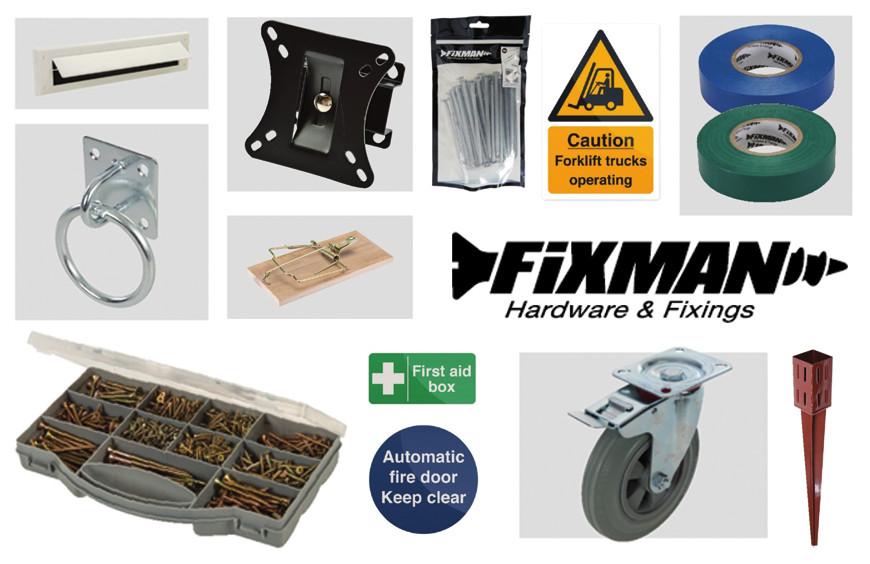 FIXMAN Hardware & Fixings